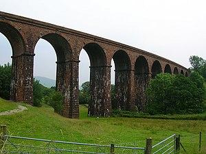 Ingleton branch line - Lowgill Viaduct