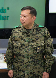 Chun In-bum South Korean general