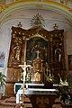 Lučenec - Rímskokatolícky kostol Navštívenia Panny Márie (interiér) 1.jpg