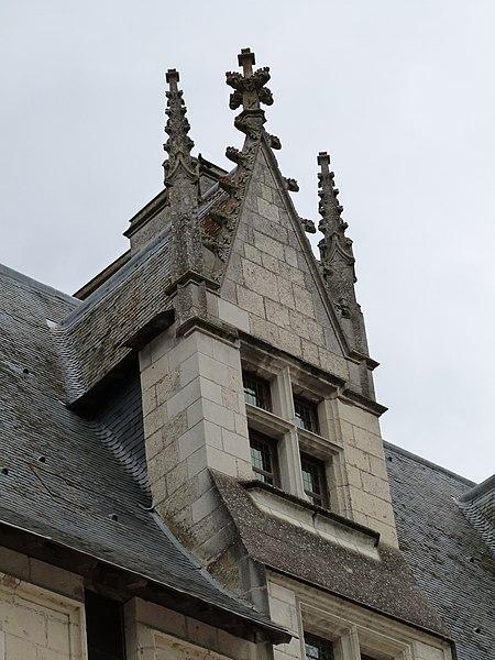 Château de Montsoreau (ClasséInscritInscrit)