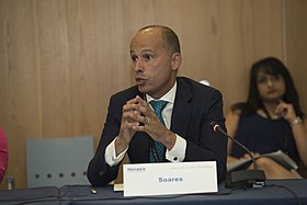 Luis Pedro Mota Soares, Former Minister of Social Affairs, Portugal (27892180960).jpg
