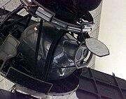 Lunar Orbiter camera (large)