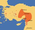 Luwian language region RZ.png