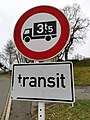 Luxembourg road sign C,3e transit.jpg