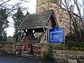 Lych Gate, St.Thomas' Church, Melling - geograph.org.uk - 327510.jpg