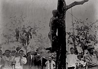 Lynching of Jesse Washington, 1916.jpg