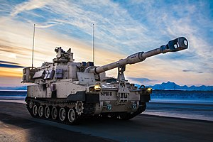 M109A7 Paladin self-propelled howitzer.jpg