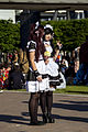 MCM London 2014 cosplay (14268199102).jpg