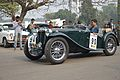 MG - TC Midget - 1946 - 54.4 hp - 4 cyl - Kolkata 2013-01-13 3350.JPG