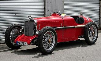 Morris Motors - 1936 MG