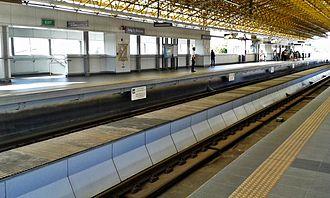 Betty Go-Belmonte LRT station - Betty Go-Belmonte Station