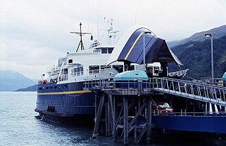 MV Bartlett - Image: MV Bartlett Whittier