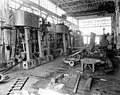 Machinery shop interior, Puget Sound Machinery Depot, Seattle, Washington, ca 1922 (INDOCC 97).jpg