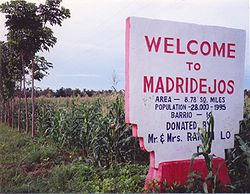 Madridejos sign.jpg