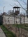 Magyar Honvédség, őrtorony, Téglagyárdűlő, 2018 Kőbánya.jpg