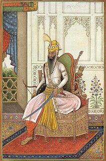 Ranjit Singh Maharaja of Punjab