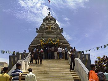 Main Temple, Jagannath Temple, Chennai.jpg
