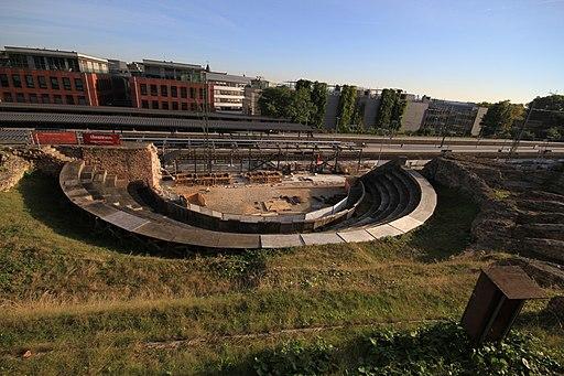 Römisches Theater Mainz