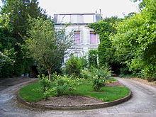 Louis ferdinand c line wikip dia - Maison de la nature meudon ...