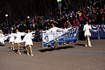 Majestic Marching Knights pass presidential review booth 130121-Z-QU230-314.jpg