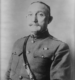William Campbell Langfitt - Major General William Campbell Langfitt