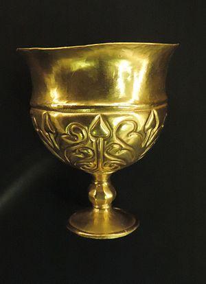 Pereshchepina Treasure - Image: Mala Pereshchepina treasure 3