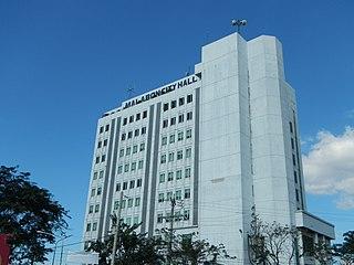 Malabon City in Metro Manila, Philippines