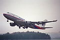 Malaysia Airlines Boeing 747-4H6; 9M-MPG@ZRH;11.04.1996 (4992512253).jpg