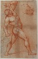 Male Nude with Left Arm Upraised, and a Further Study of His Head MET 17.236.19.jpg