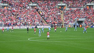 Manchester derby - Manchester Derby in 2011 FA Community Shield