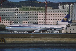 China Airlines Flight 642 August 1999 plane crash in Hong Kong