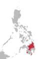Manobo languages map.png