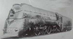 China Railways SL7 - Builder's photo of Pashina 981.