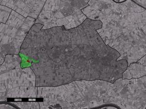 Acquoy - Image: Map NL Geldermalsen Acquoy