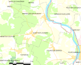 Map commune FR insee code 18118.png