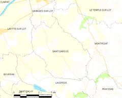 Map commune FR insee code 47276.png