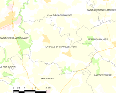Map commune FR insee code 49324.png