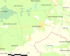 Map commune FR insee code 60491.png