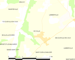 Map commune FR insee code 76546.png