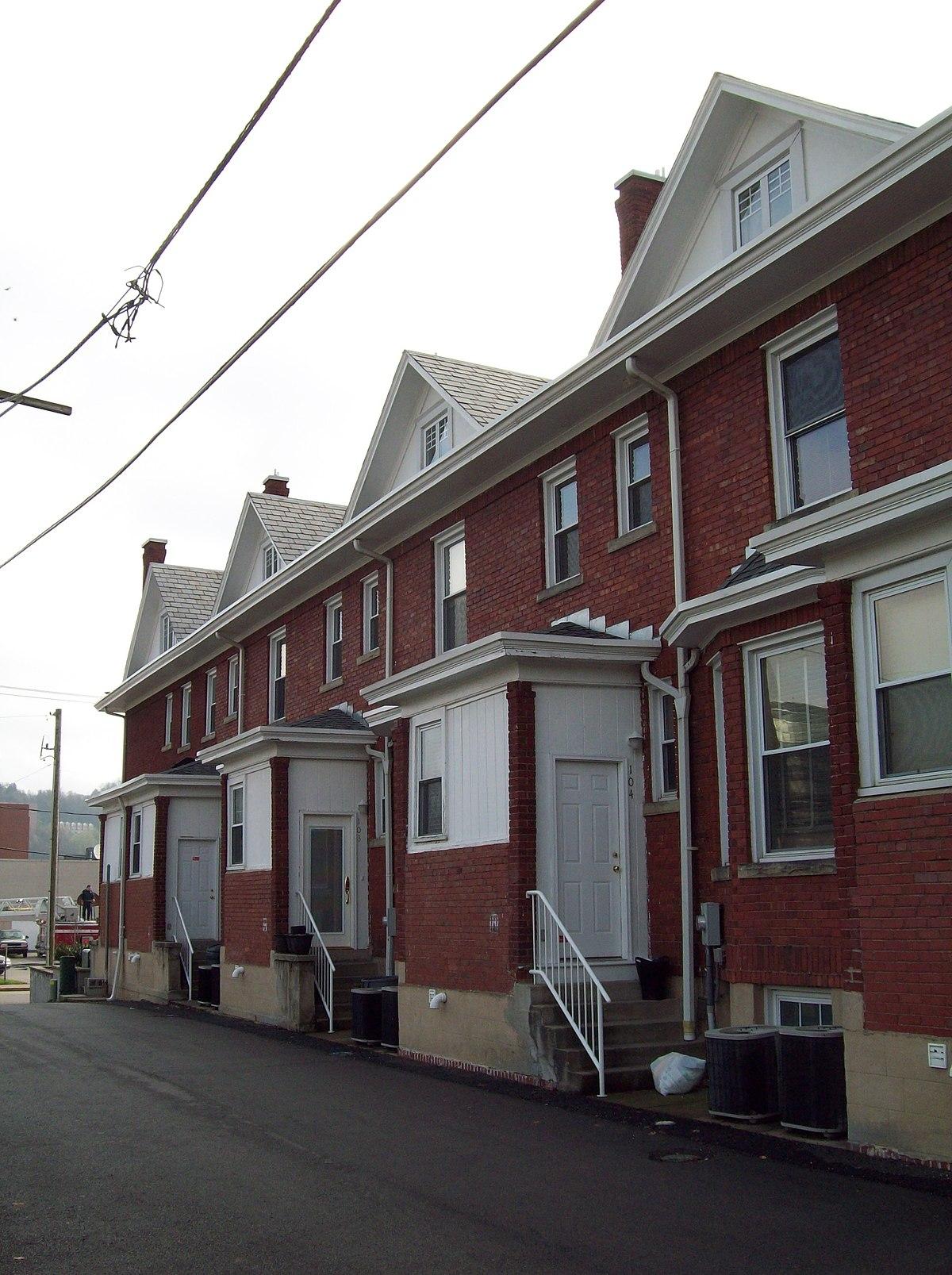 Colonial Terrace Apartments Clarkston Wa