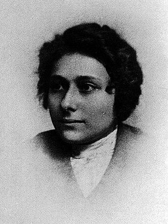 María Blanchard - María Blanchard, 1909