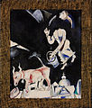 Marc Chagall - Donkey on the Roof - Google Art Project.jpg
