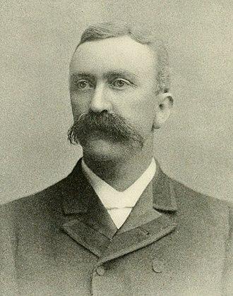 Marcus A. Smith - Arizona Territorial Delegate to Congress Mark Smith (c. 1899)