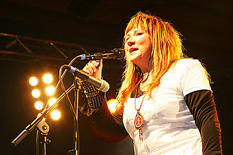 Nordic Council Music Prize - Mari Boine, 2003