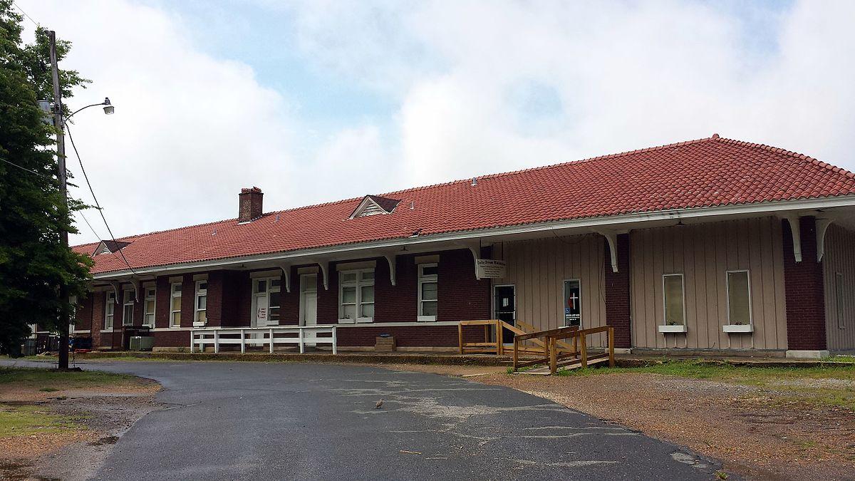 Marianna Missouri Pacific Depot Wikipedia