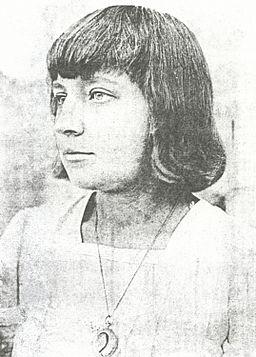 Marina Tsvetaeva (1913)