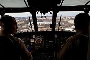 Marine One above Washington DC in 2011.jpg