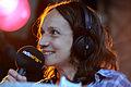 Marion Brasch beim Radio Eins Parkfest (2013).jpg