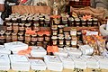 Market Aix-en-Provence 20100828 Calisson-Honey.jpg