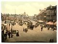 Market place, Carlisle, England-LCCN2002696471.tif